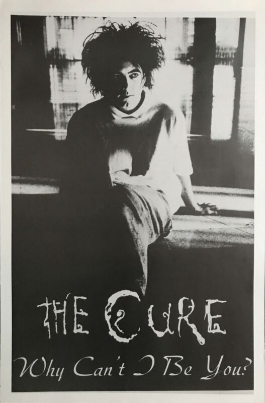 The Cure Robert Smith Why Can