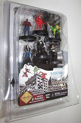 MARVEL KNIGHTS FAST FORCES PACK Marvel HeroClix Avengers Defenders War