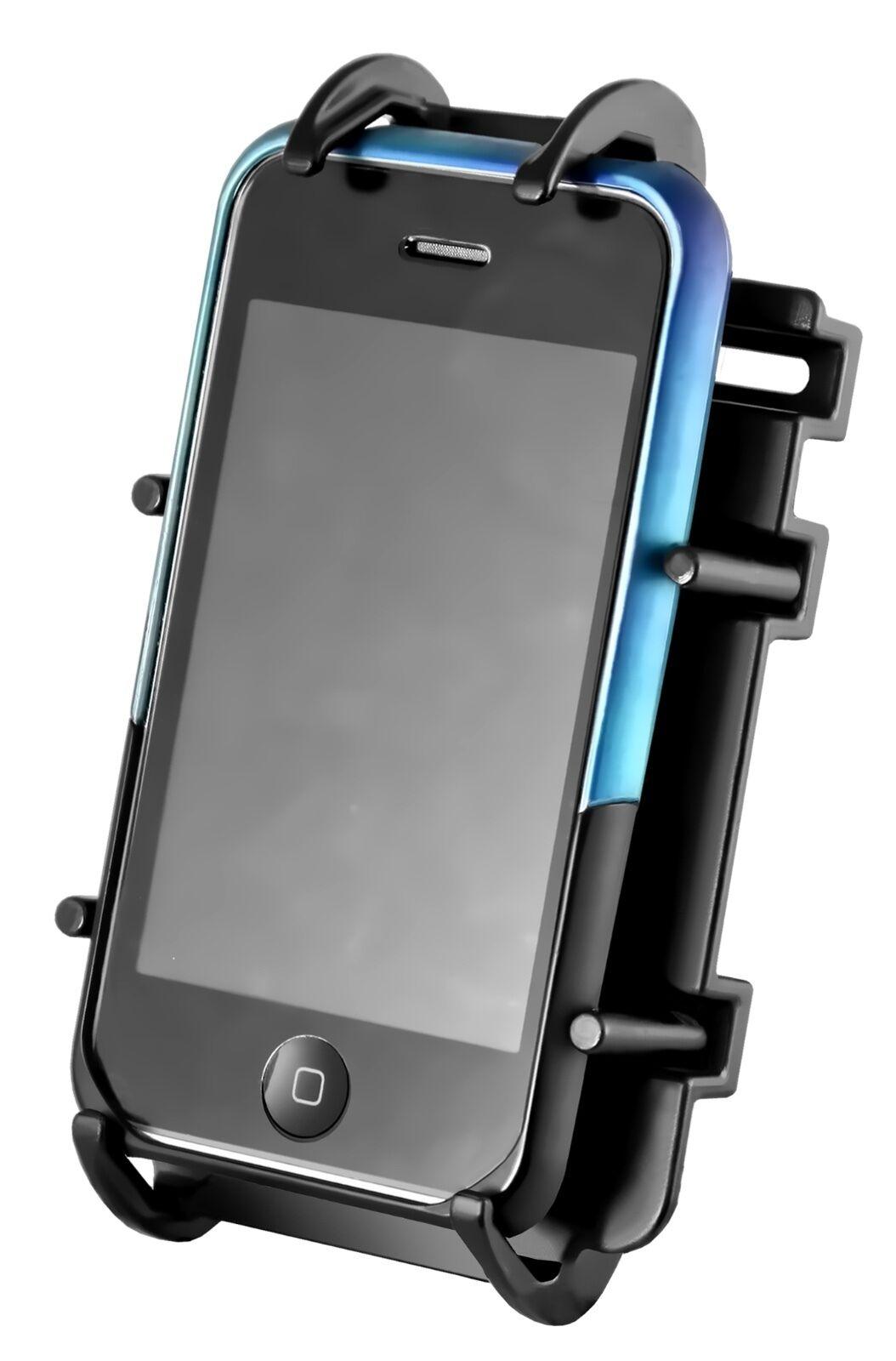 RAM MOUNTS (RAM-HOL-PD3U Universal Spring Loaded Cell Phone