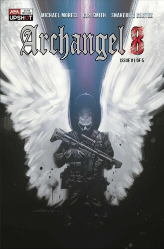 Archangel 8 #1 - NM or better