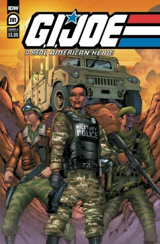 GI Joe A Real American Hero #281 2021 IDW