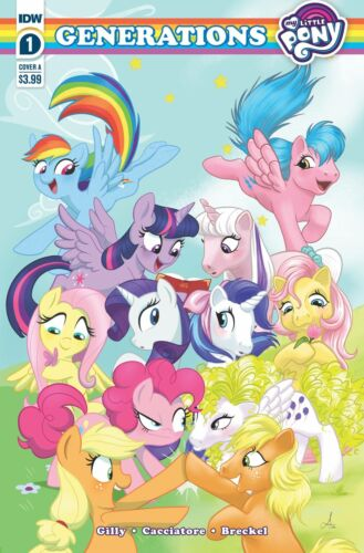 My Little Pony Generations #1 | Select Covers | IDW Comics NM 2021