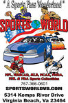 Race World T/A Sports World