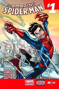 AMAZING-SPIDER-MAN-1-MARVEL-COMICS-2014-FIRST-PRINT-300414