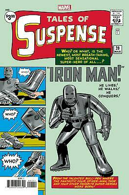 TALES OF SUSPENSE #39 FACSIMILE EDITION / 1ST APP OF IRON MAN NM