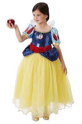 RUB 3620482 Snow White Premium Disney Kinder Kostüm Schneewittchen Prinzessin - Snow White Komplett Kostüm