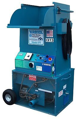 Krendl 475 Insulation Blowing Machine