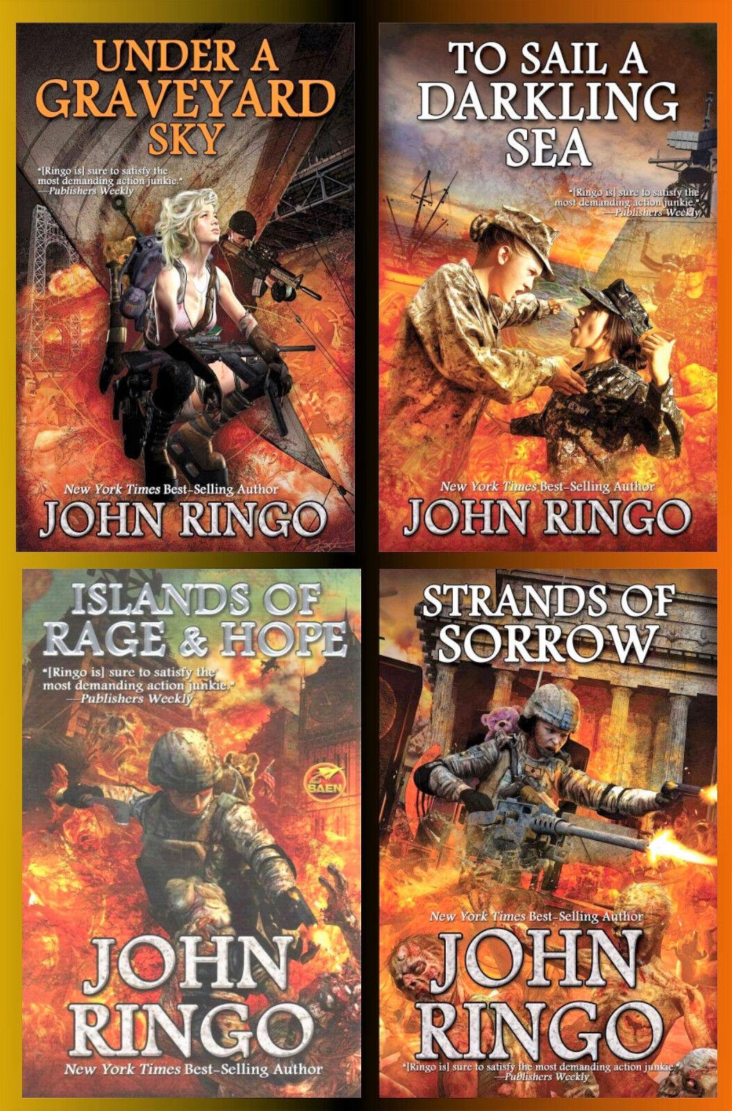 """Image for """"Black Tide Rising 1-4 MMP by Ringo, John"""""""