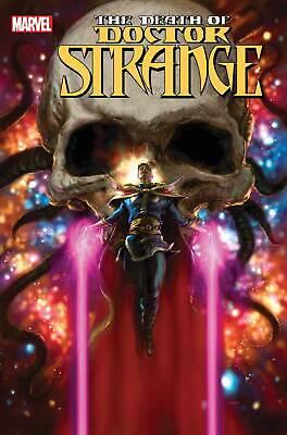 Death of Dr. Strange #1 09/22