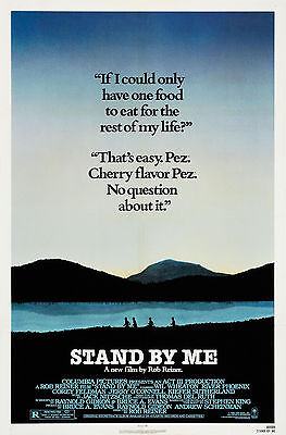 Stand By Me Movie Poster Print 27x40inch