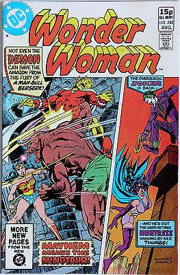Wonder Woman 282 Vol 1 DC Comics Gerry Conway Jose Delbo