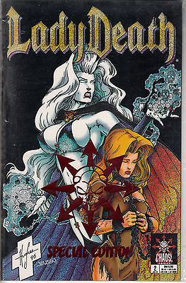 LADY DEATH | Special Edition | mg publishing | Z1 | PB248