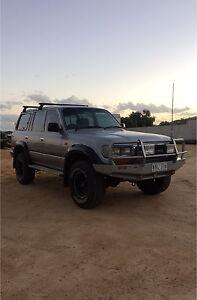 1994 Toyota GXL Land Cruiser Wagon 4x4 DIESEL Nichols Point Mildura City Preview