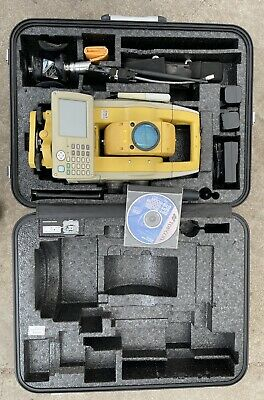 Topcon Gpt-9003a 3 Robotic Total Station