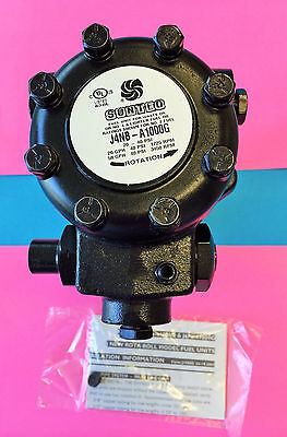 Suntec J4nba1000g Transfer Waste Oil Burner Supply Pump J3nbn A132 New