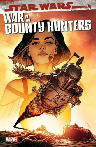 Star Wars War of the Bounty Hunters #1-5 | Select Covers NM 2021 Marvel Comics