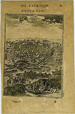 1683 Genuine Antique print