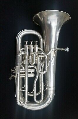 Five Valve French Euphonium in the Key of C