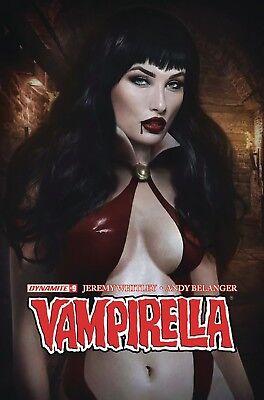 VAMPIRELLA #9, COVER C COSPLAY, New, First print, Dynamite (2017)