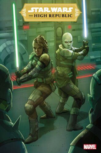 Star Wars High Republic #10 Phil Noto cover A Marvel Comic 1st Print 2021 VF