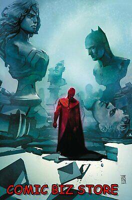LEVIATHAN DAWN #1 (2020) 1ST PRINTING MALEEV MAIN COVER DC COMICS ($4.99)