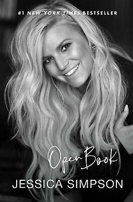 Open Book by Jessica Simpson (eB00K)