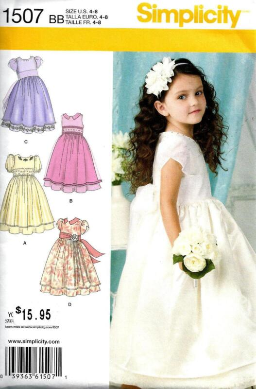 Flower Girl Dress Patterns Ebay