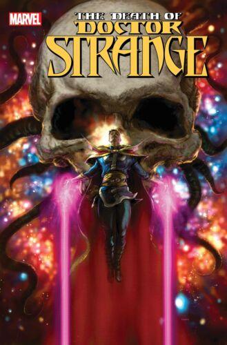 Death of Doctor Strange #1 | Select Main & Variants | Marvel 2021 NM
