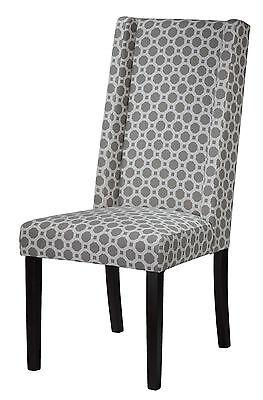 Cortesi Home Jenna Dining Chair (Set of 2)