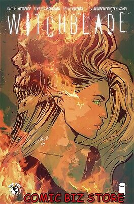 WITCHBLADE #18 (2020) 1ST PRINTING BAGGED & BOARDED MAIN COVER IMAGE COMICS