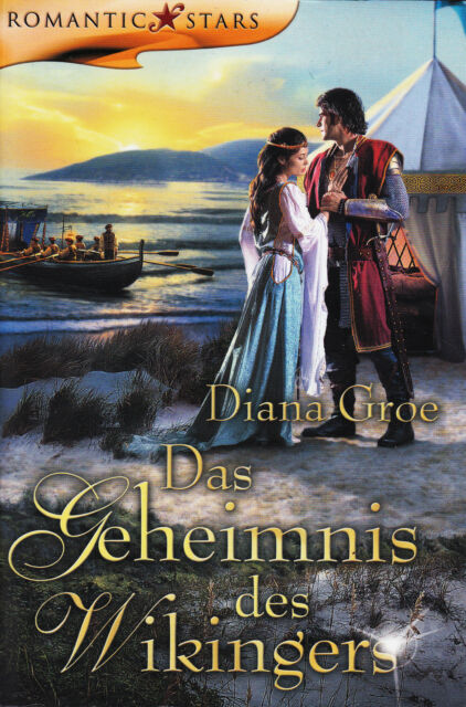 *g- Das GEHEIMNIS des WIKINGERS - Diana GROE  tb (2006)