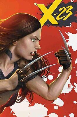 X 23 1 1St Print 2018 Wolverines Daughter Nm Pre Sale