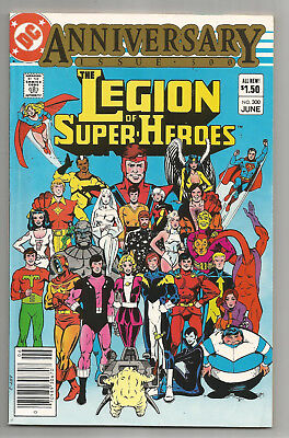 LEGION OF SUPER-HEROES # 300 * NICE COPY