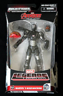 "WAR MACHINE MARVEL LEGENDS INFINITE SERIES AVENGERS HASBRO 6"" ACTION FIGURE"