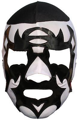 Mascara Año 2000 Lycra Lucha Libre Luchador Mask Adult Size - Mascara Mask