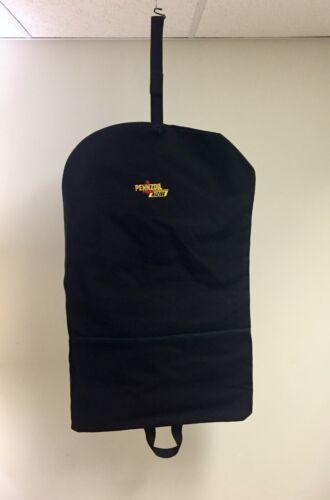 AUTHENTIC Vintage Black PENNZOIL RACING Garment Bag