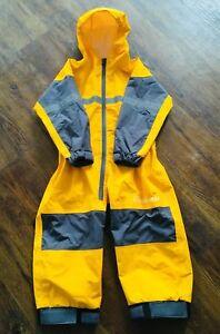 Oakiwear One Piece 3T Rainsuit