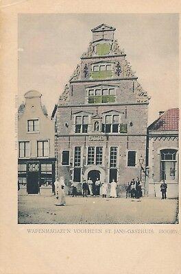 HOORN – Wapenmagazun Voorheen St. Jans-Gastuis – Netherlands – udb (pre 1908)