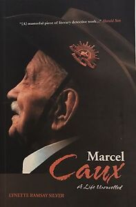 Marcel Caux - A Life Unravelled. (1st ed). Blackwater Central Highlands Preview