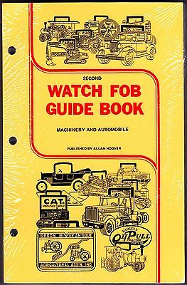 New Hoover's 2nd Watch Fob Price Guide Book for Heavy Equipment/Machinery/Auto