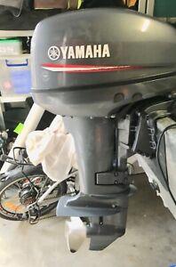 Yamaha 15 hp 2016 VGC