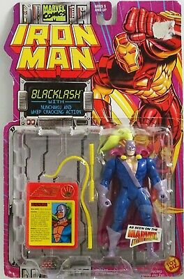 Marvel Comics Ironman Blacklash Action Figure for sale  Shipping to India