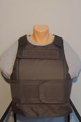 White Aegis Body Armour Stab /& Ballistic Stab Vest L//R OA82