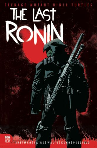 TMNT The Last Ronin #1 Main Cover Eastman Presale 10/28/2020