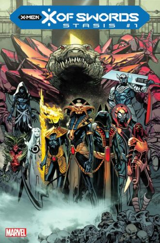 X of Swords Stasis #1 Main Cover Presale 10/28/2020