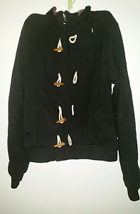 Hooded Bomber style jacket Strathfield Strathfield Area Preview