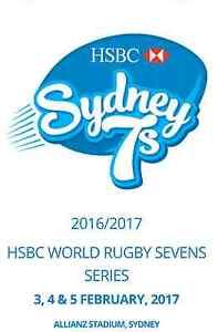 4 x Sydney 7s tickets Mandurah Mandurah Area Preview