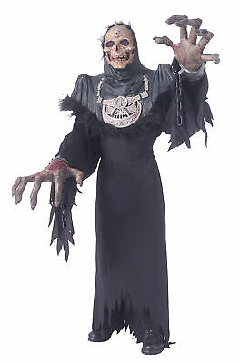 Grand Reaper Creature Reacher Adult Mens Costume Scary Monster Rubies Halloween