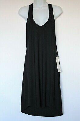 Lululemon 6 Rejuvenate Dress Black NWT Relaxed Fit Racerback Stretch Lightweight
