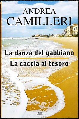 A. Camilleri, La danza del gabbiano / La caccia al tesoro, Ed. MondoLibri, 2011